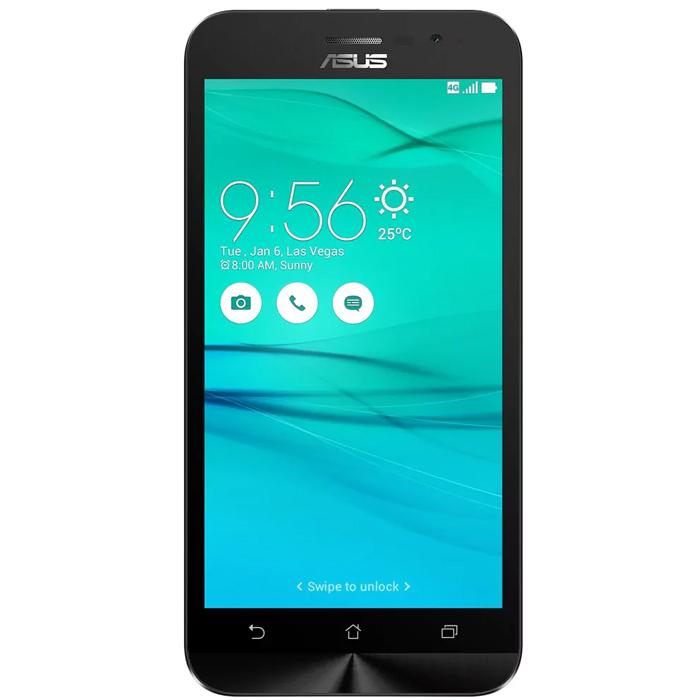 Смартфон ASUS ZenFone Go ZB500KL 16GB LTE 5″ Dual Sim белый ( 90AX00A2-M00730 )