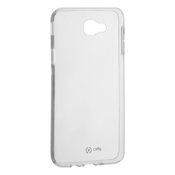 Чехол Celly Gelskin для Galaxy J5 Prime SM-G570F/DS Силиконовая накладка, прозрачная