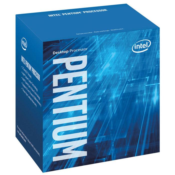 Процессор LGA 1151 Intel Pentium G4500 3.5GHz, 3Mb ( G4500 ) Box