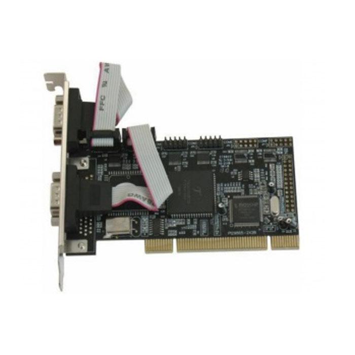 Контроллер PCI — COM ASIA PCI 2S 2xCOM, WCH351