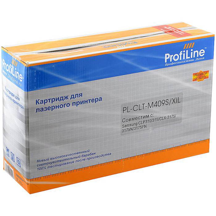 Картридж ProfiLine PL-CLT-M409S Magenta