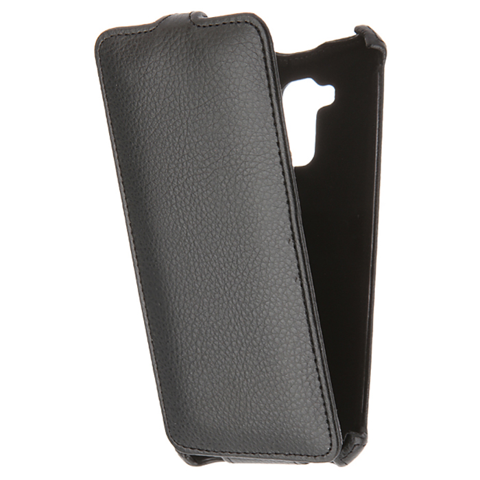 Чехол Gecko Flip case для Asus ZenFone 3 Max ZC520TL черный