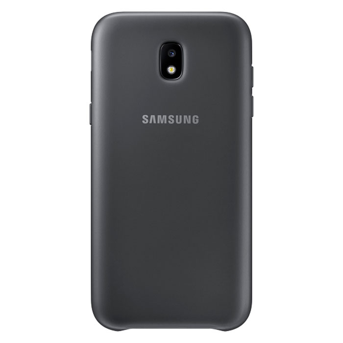 Чехол Samsung Dual Layer Cover для Galaxy J5 (2017) SM-J530FM, черный