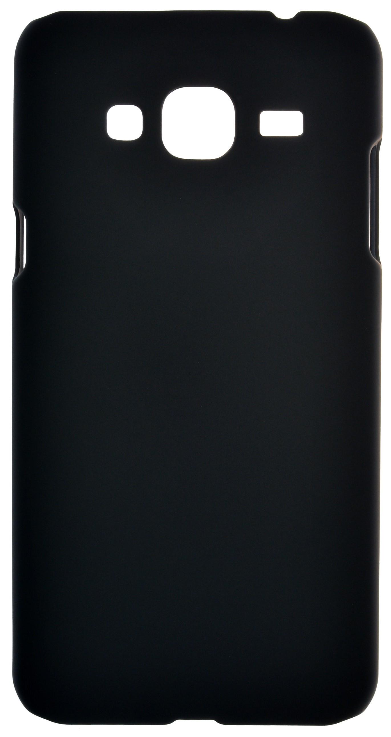 Чехол skinBOX 4People case для Samsung Galaxy J3 (2016) SM-J320F, черный