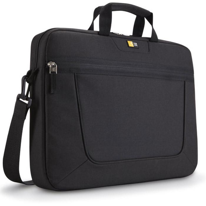 Сумка 15.6″ Case Logic Basic VNAI-215 с карманом для 10″ планшета, черный