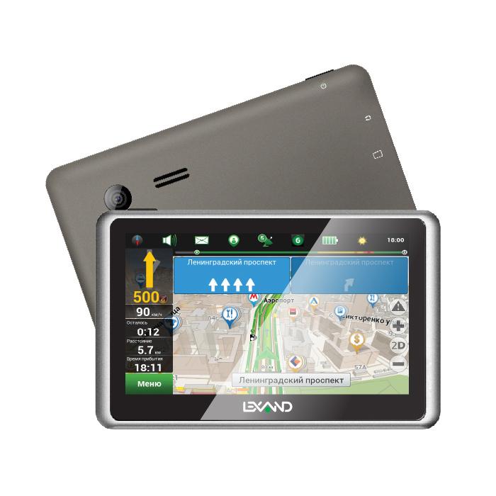 GPS навигатор Lexand SB-5 HD 5″