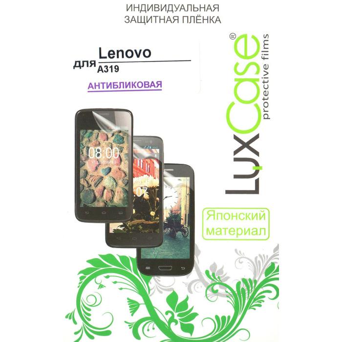 Защитная плёнка для Lenovo IdeaPhone A319 LuxCase антибликовая
