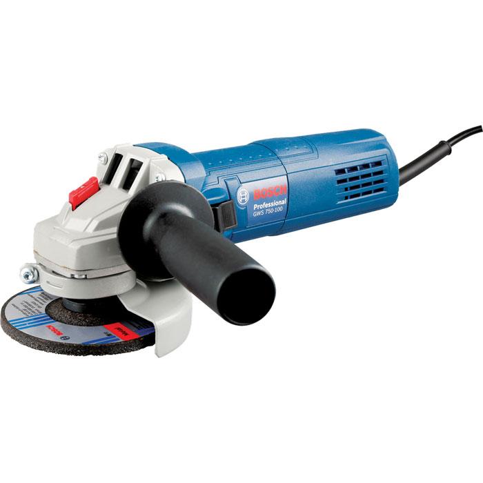 Угловая шлифмашина Bosch GWS 750-125 06013940R3