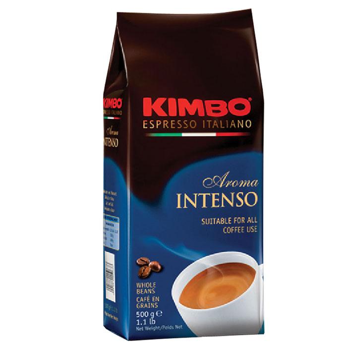 Кофе в зёрнах Kimbo Aroma Intenso 500 г