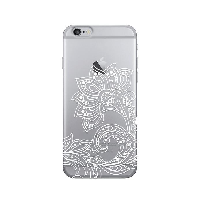 Чехол Deppa Art Case с пленкой для iPhone 6 / iPhone 6s, Boho, Цветок