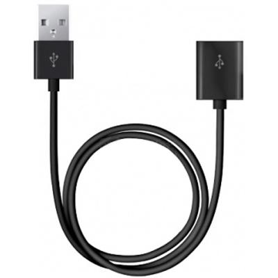 Удлинитель Deppa 1.8м USB 2.0, черный