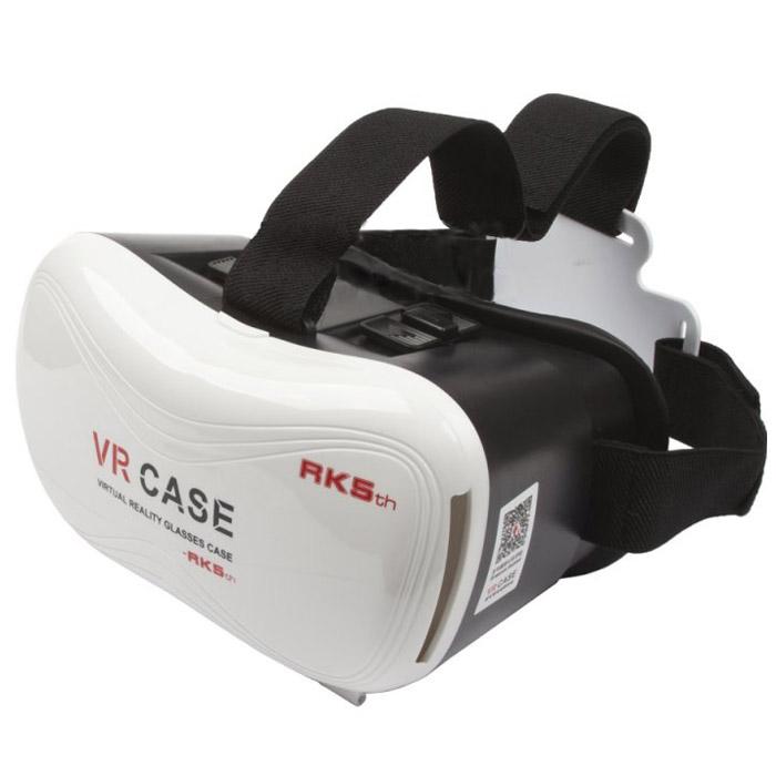 Очки виртуальной реальности VR Case VI ( 0L-00029781 ) черные-белые