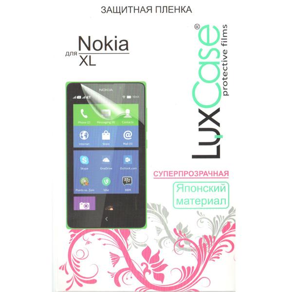 Защитная плёнка для Nokia XL LuxCase Суперпрозрачная