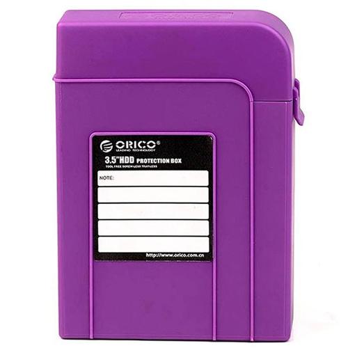 Чехол Orico PHB-25 для жесткого диска 3.5″ фиолетовый