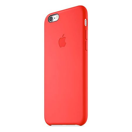 Чехол для Apple iPhone 6 Plus/ iPhone 6s Plus Silicone Case Red MGRG2ZM/A