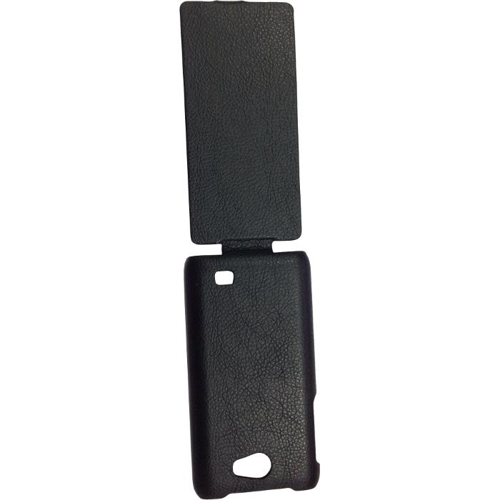 Чехол iBox Premium для Fly IQ456 Era Life 2, черный