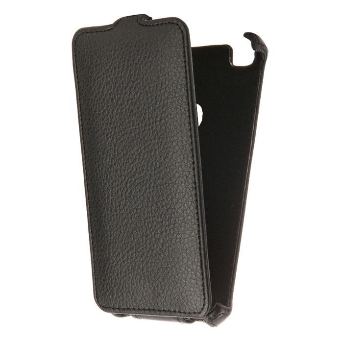 Чехол Gecko Flip case для Xiaomi Redmi 4X, черный