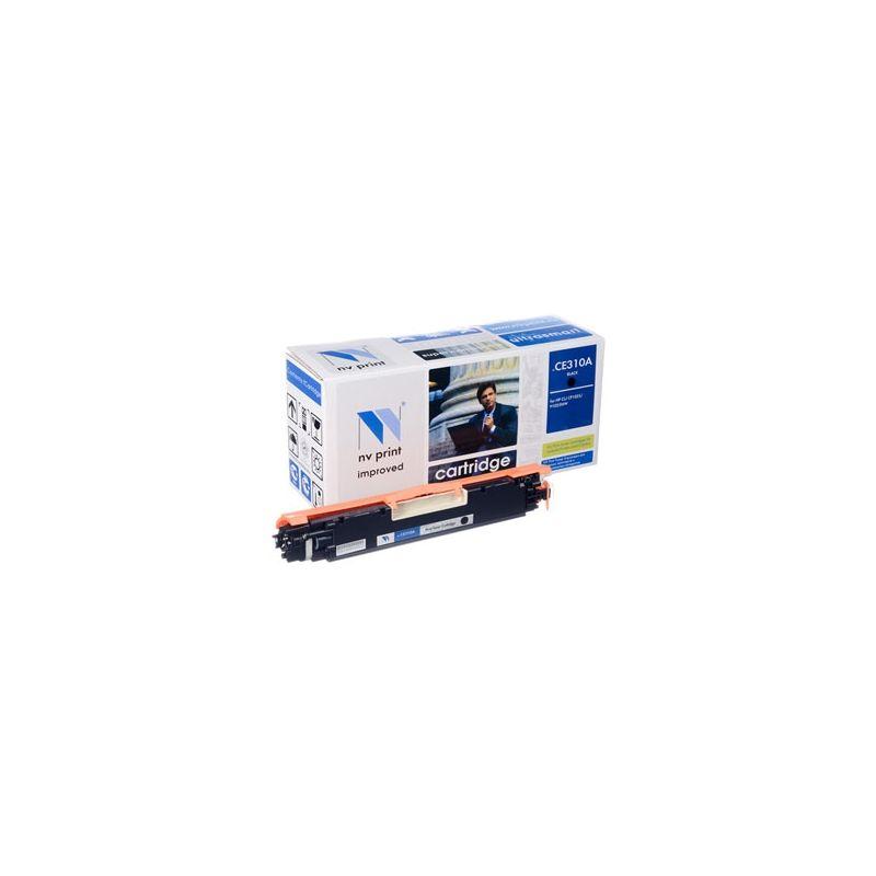 Картридж NV-Print NVP-CE310A Black