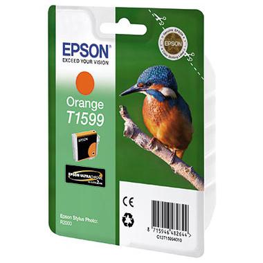Картридж EPSON C13T15994010 Orange для Stylus Photo R2000