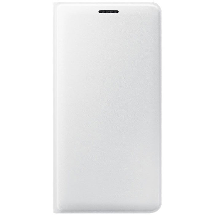 Чехол Samsung Flip Wallet для Galaxy J3 (2016) SM-J320F, белый