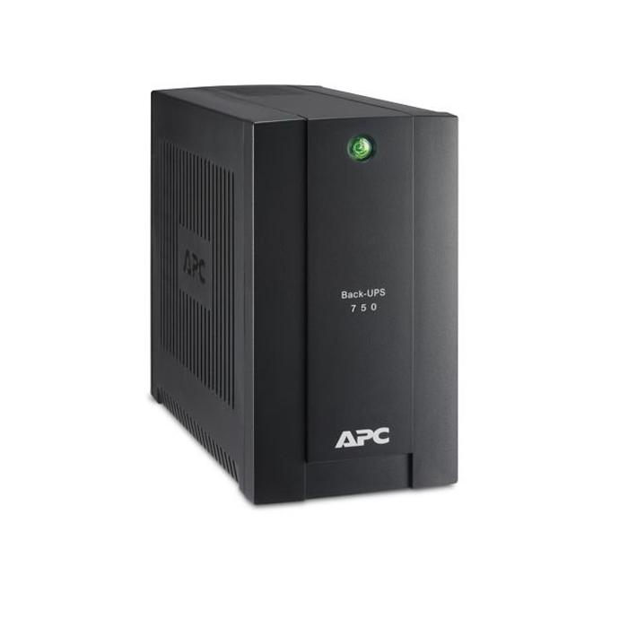 ИБП APC by Schneider Electric Back-UPS BC750-RS 750VA 230V Schuko