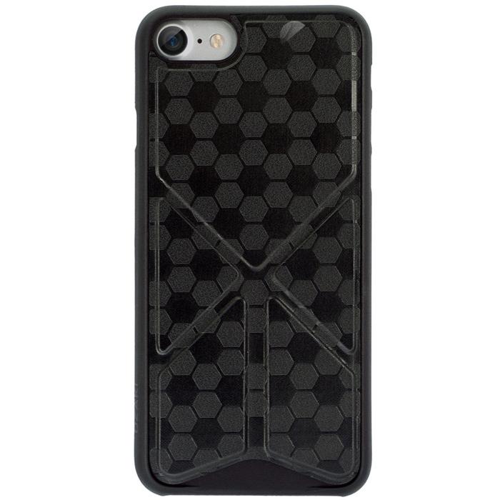 Чехол Ozaki O!coat 0.3 Totem Versatile для iPhone 7, черный