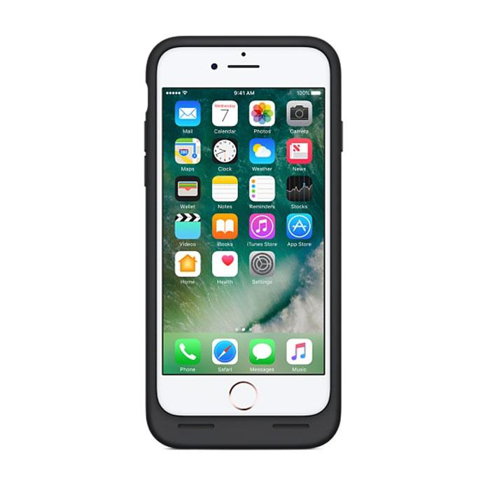 Чехол для iPhone 7 Apple MN002ZM/A со встроеной батареей Black
