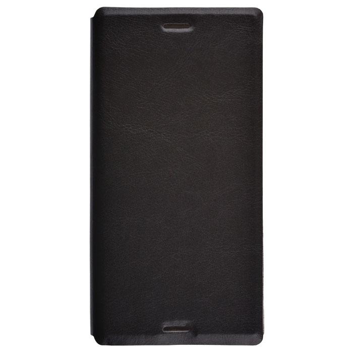 Чехол SkinBox Lux case для Sony F8331/F8332 Xperia XZ, черный