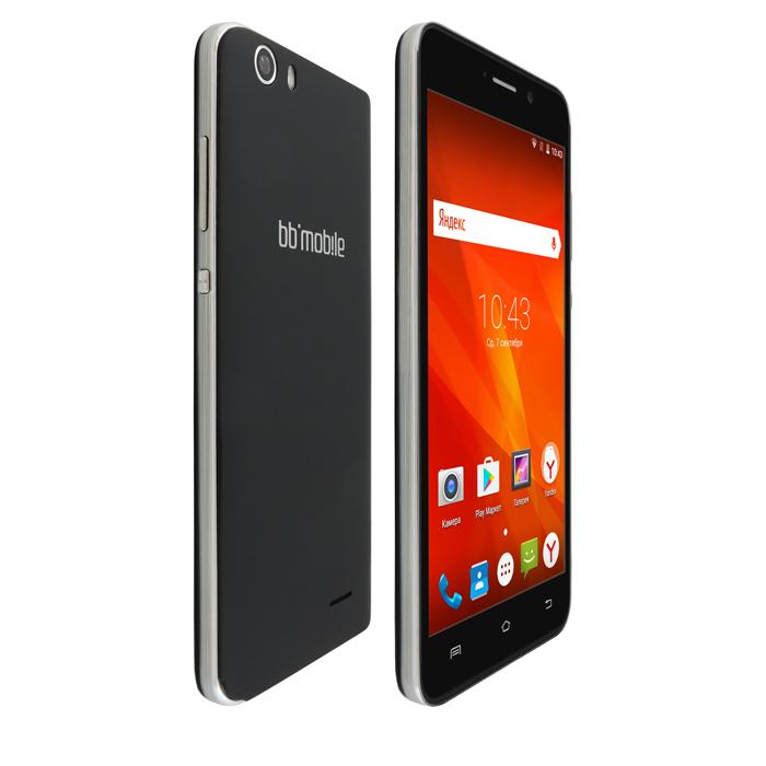 Мобильный телефон bb-mobile Искра X595BT черный