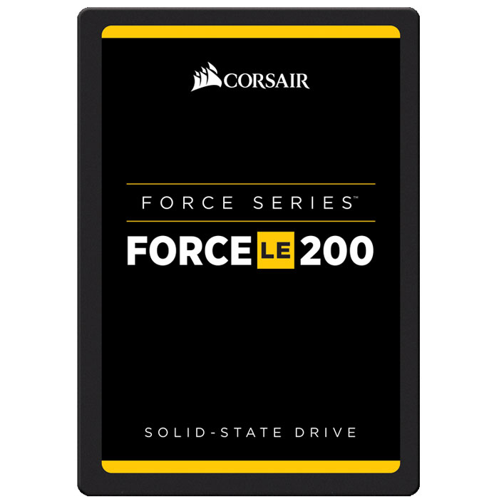 Накопитель 2.5″ SSD SATA3 240Гб Corsair Force LE ( CSSD-F240GBLE200 )