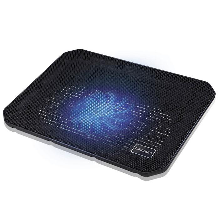 Система охлаждения ноутбука Crown ( CMLC-M10 ) black