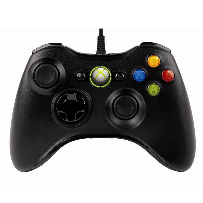 Геймпад Microsoft Xbox 360 USB ( 52A-00005 ) проводной