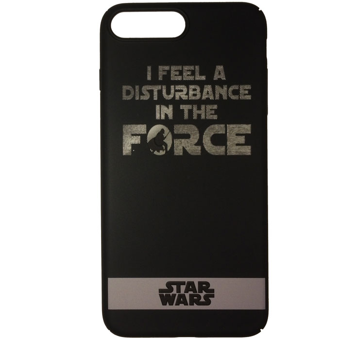 Чехол Deppa Art Case с пленкой для iPhone 7 Plus, Star Wars, Сила