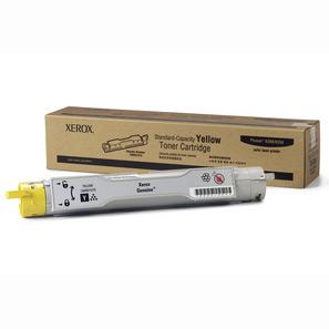 Картридж Xerox 106R01075 Yellow