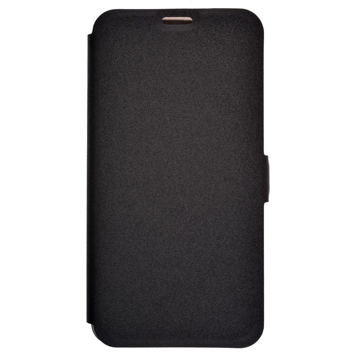 Чехол PRIME book-case для Meizu U10, черный