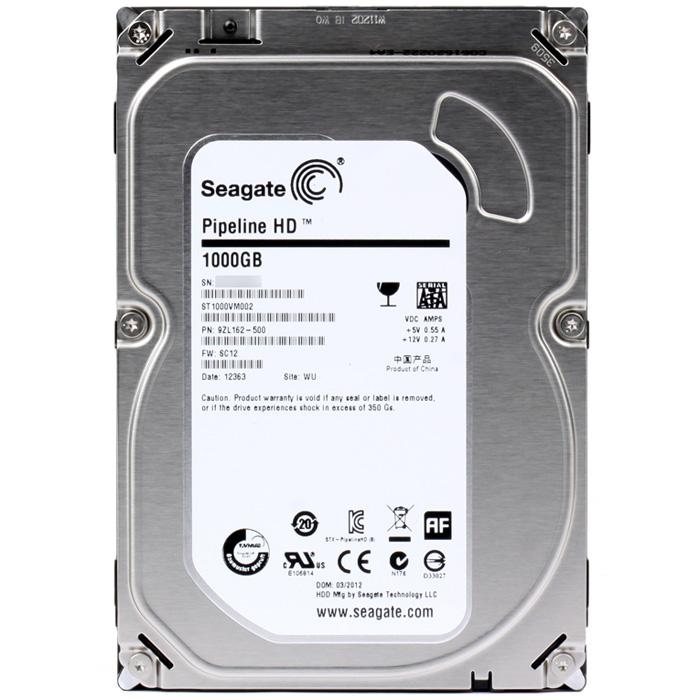 Жесткий диск 3.5″ SATA2 1.0Тб Seagate ST1000VM002 5900rpm ( ST1000VM002 ) OEM