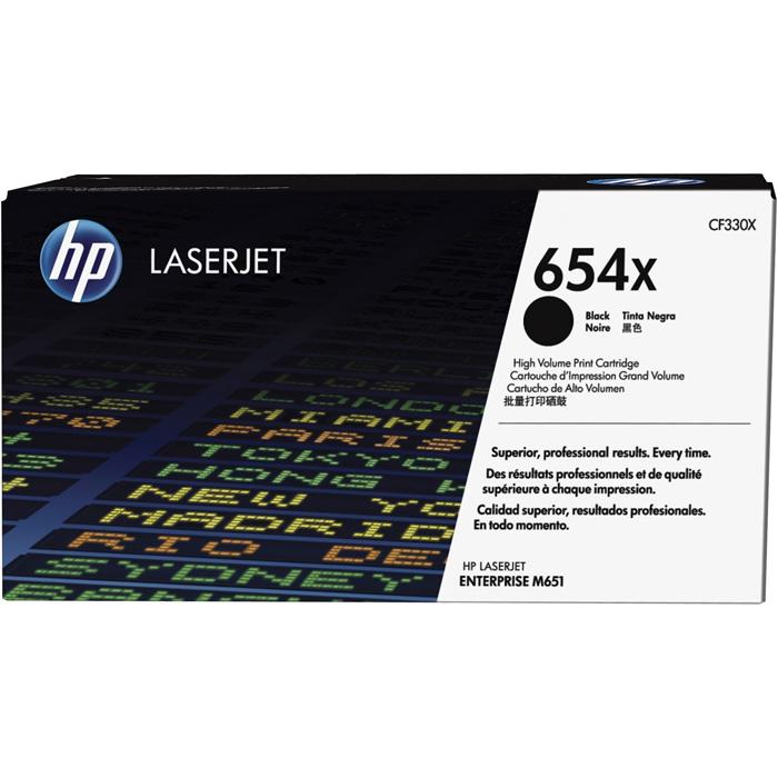 Картридж HP CF330X Black для Color LJ Flow M680z/M651dn/M651n/M651xh/M680dn/M680f (20500стр.)