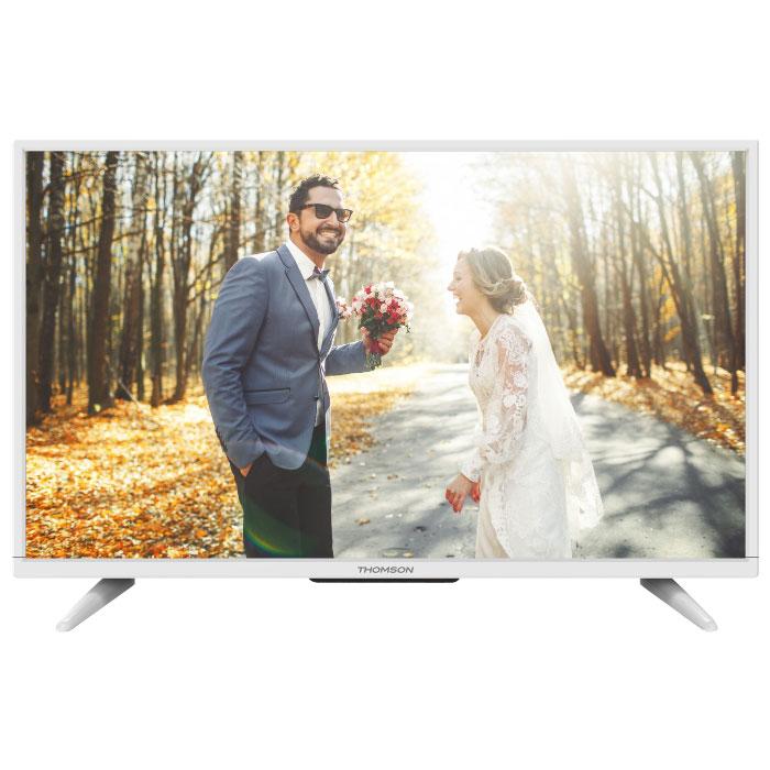 Телевизор ЖК 32″ Thomson T32D16DH-01W белый