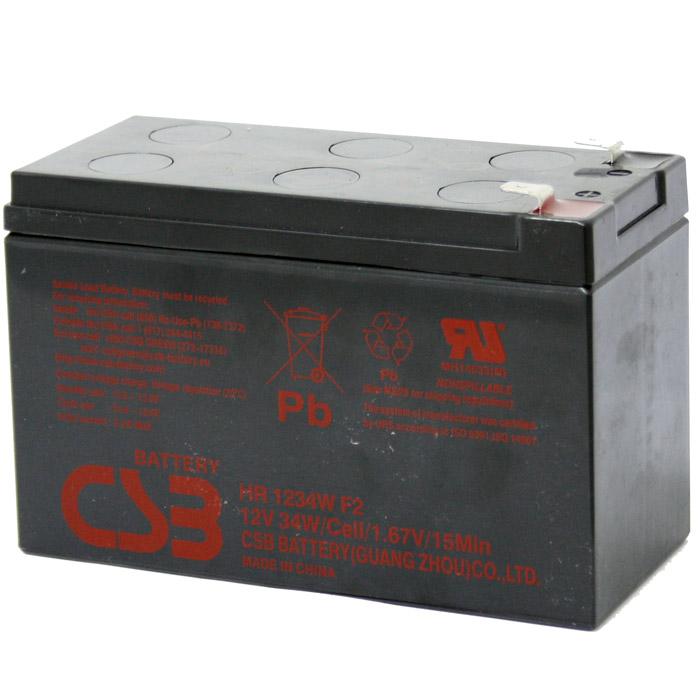 Батарея CSB <> HR12-34W F2 (12V 9Ah)