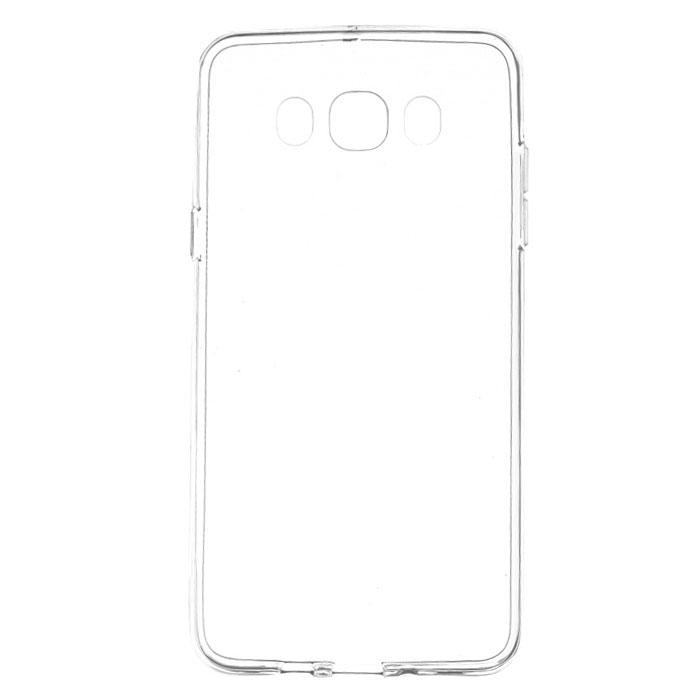 Чехол Celly Gelskin для Galaxy J5 (2016) SM-J510FN Силиконовая накладка, прозрачная