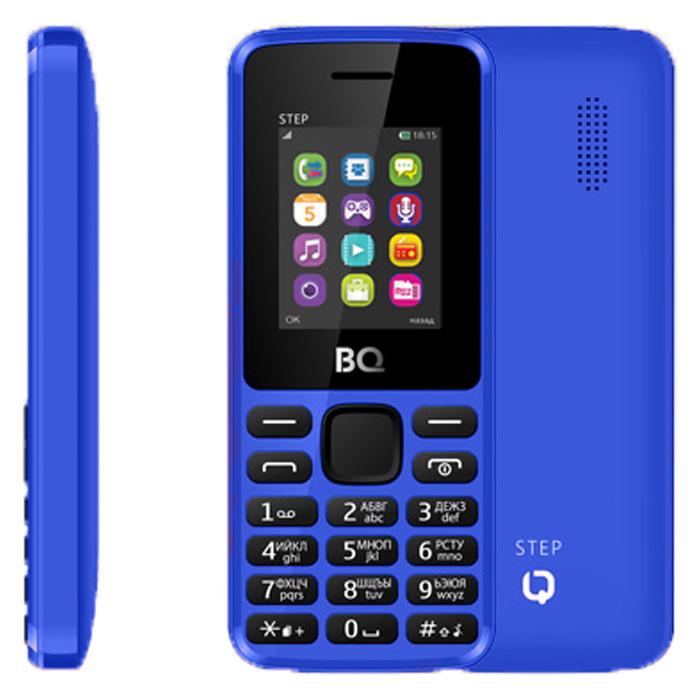 Сотовый телефон BQ Mobile BQM-1830 Dark Blue