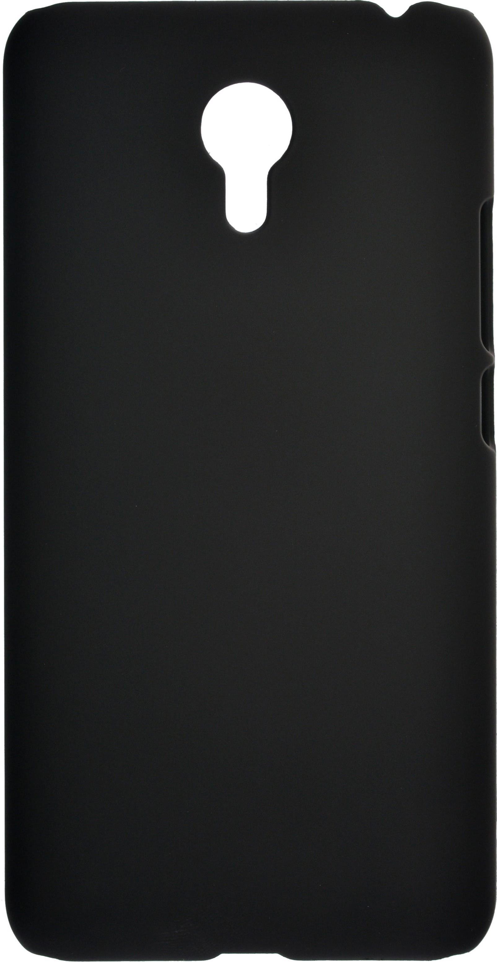 Чехол SkinBox 4People для Meizu M2 Mini, черный