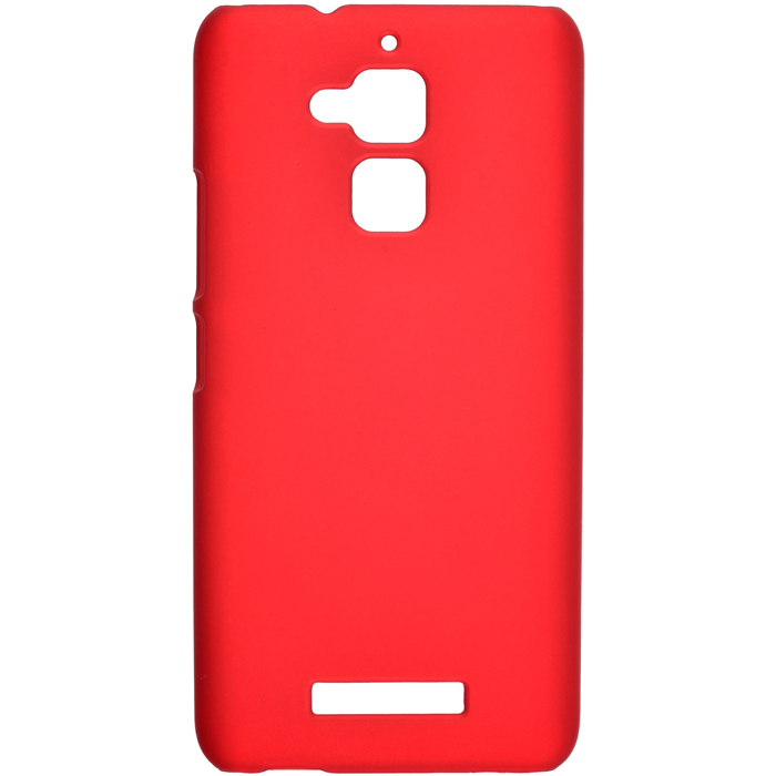 Чехол skinBOX 4People для Asus ZenFone 3 Max ZC520TL красный