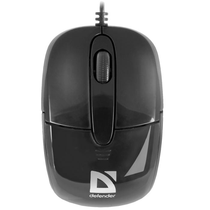 Мышь Defender Optimum MS-130 USB black