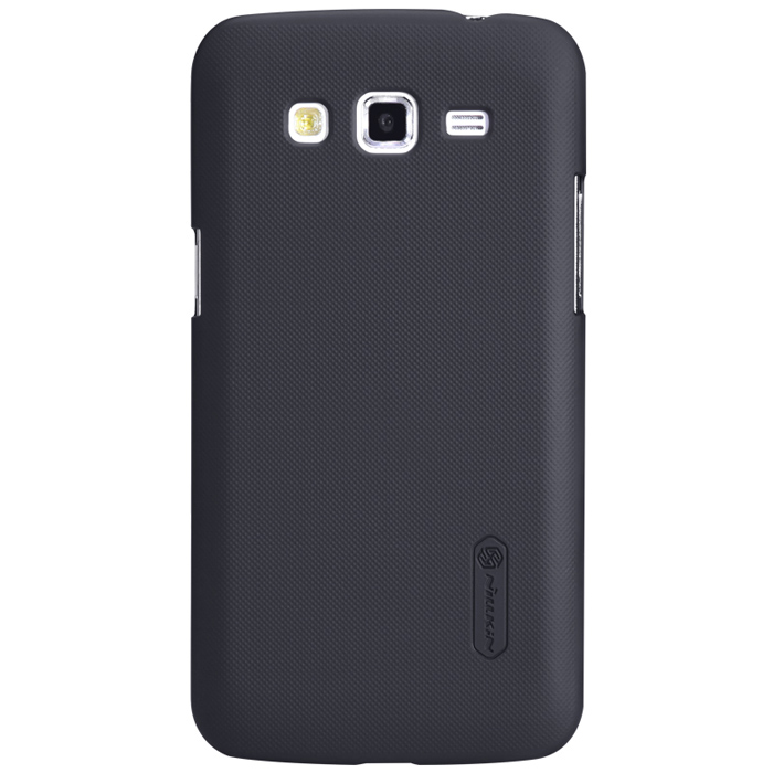 Чехол Nillkin Super Frosted Shield для Samsung G7102G7106G7108 Galaxy Grand 2 черный