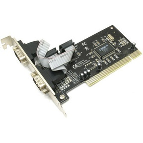 Контроллер PCI — COM Orient XWT-PS050 ( XWT-PS050 ) 2xCOM, Moschip 9865, oem
