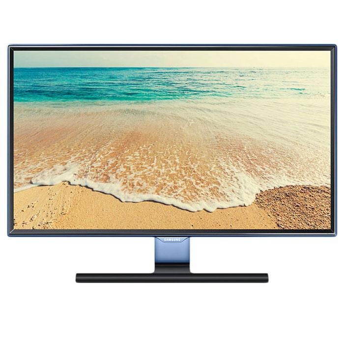 Телевизор ЖК 24″ Samsung LT24E390EX черный