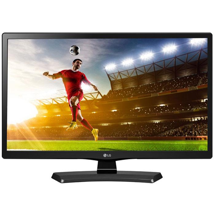 Телевизор ЖК 24′ LG 24MT48VF-PZ черный