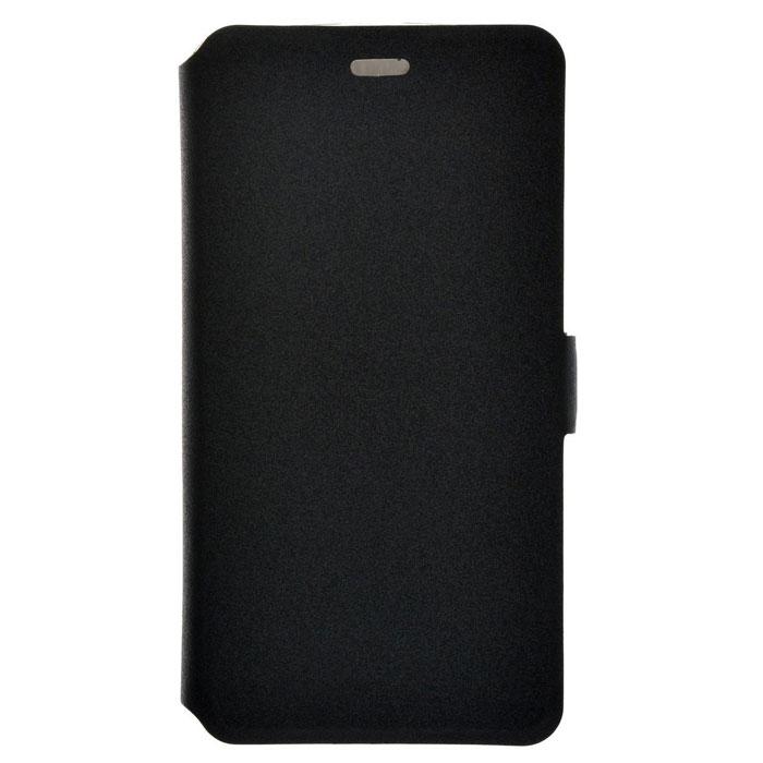 Чехол SkinBox Prime Book для Philips S326, черный