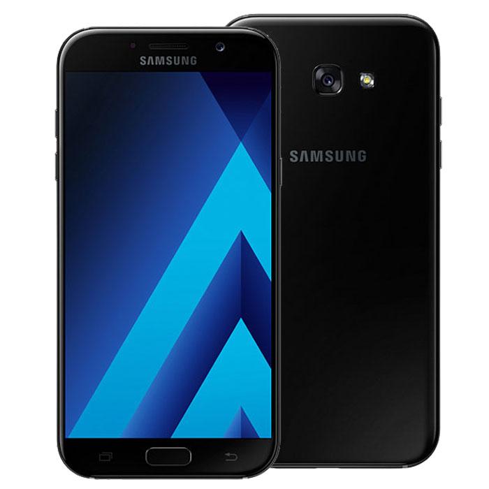 Смартфон Samsung Galaxy A7 (2017) SM-A720F Black